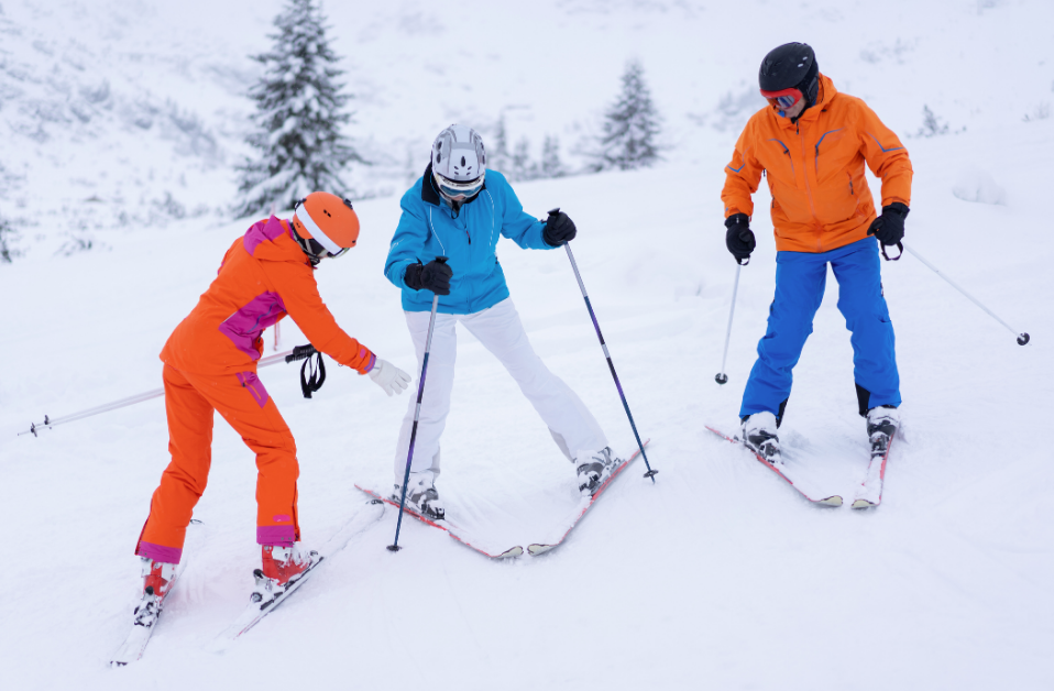 What To Look For When Taking Ski Lessons
